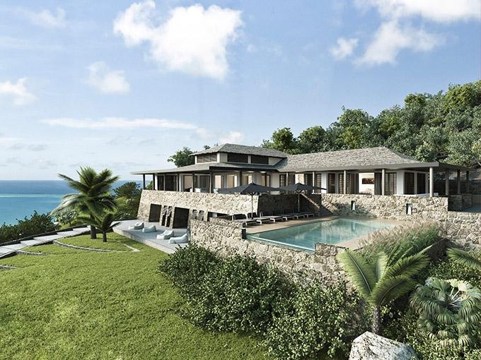 Antiqua Carribean