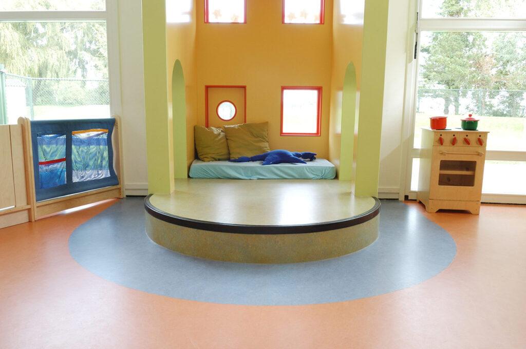 Linoleum vloer in Schagen